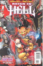 Reign In Hell #1 (of 8) Var Ed