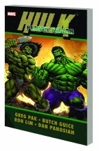 Hulk Planet Skaar TP