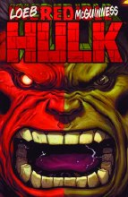 Hulk TP VOL 01 Red Hulk
