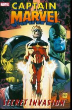 Captain Marvel Prem HC Secret