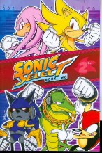 Sonic the Hedgehog Select TP Vol.2