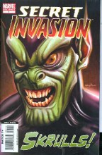 Skrulls One-Shot Secret Invasion