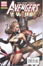 Avengers Invaders #3 (of 12) C