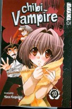 Chibi Vampire GN VOL 10 (Mr)