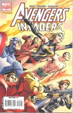 Avengers Invaders #4 (of 12) D
