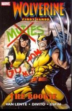Wolverine First Class TP VOL 0