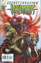 Secret Invasion Inhumans #3 (o