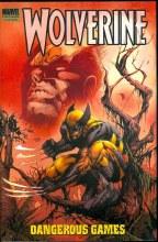 Wolverine Dangerous Games Prem HC