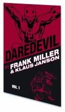 Daredevil By Miller Janson TP