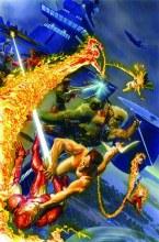 Avengers Invaders #5 (of 12) Deodato Var