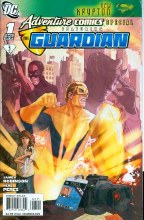 Adventure Comics Special Featuring The Guardian #1 Var Ed