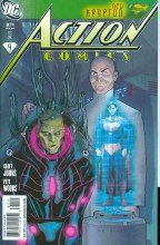 Action Comics #871 New Krypton