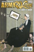 Army @ Love the Art of War #4 (of 6)