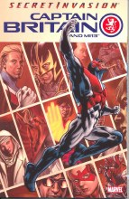 Captain Britain and Mi 13 TP V