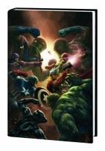 New Avengers Prem HC VOL 09 Secret Invasion Book 2