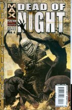 Dead of Night Devil Slayer #4