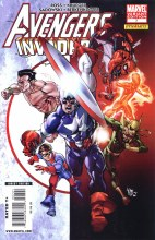 Avengers Invaders #7 (of 12) F