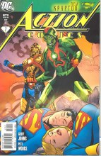 Action Comics #872 New Krypton