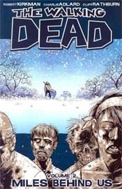 Walking Dead TP VOL 02 Miles Behind Us