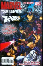 Marvel Your Universe #1 Featuring X-Men