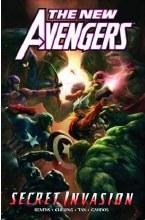 New Avengers TP VOL 09 Secret