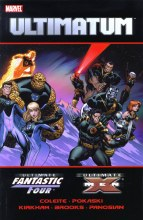 Ultimatum X-Men Fantastic Four