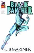 Black Panther 2 #1 70th Anniversary Djurdjevic Sub Mariner Var Dkr