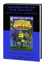 Guardians of Galaxy Prem HC Ea