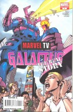 Marvel Tv Galactus Real Story