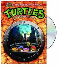 TMNT 25th The Original Movie DVD