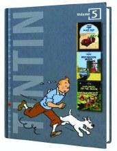Adv of Tintin New Ed HC VOL 05