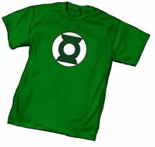 Green Lantern Symbol IV T/S Me