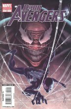 Dark Avengers #4 Caselli Young