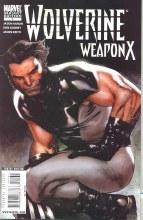 Wolverine Weapon X #1 Davis Va