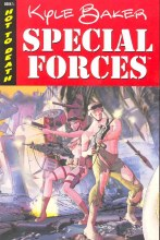 Special Forces TP VOL 01 (Mar0