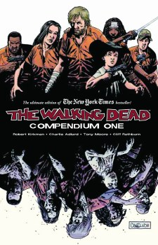 Walking Dead Compendium TP Vol. 1 Free Shipping