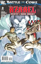 Azrael Deaths Dark Knight #3 (