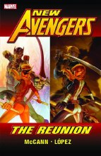 New Avengers Reunion TP