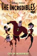 Incredibles TP VOL 02 City of Incredibles