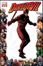 Daredevil #500 70th Frame Var