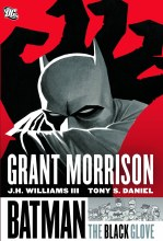 BATMAN BLACK GLOVE TP