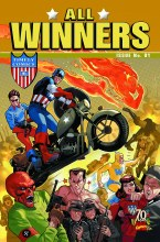 All Winners Comics #1 70th Ann