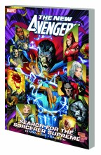 New Avengers TP VOL 11 Search