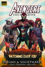 AVENGERS INITIATIVE DN PREM HC