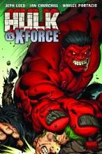 Hulk Prem HC VOL 04 Hulk Vs X-