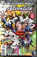 Adventure Comics #4 (Blackest