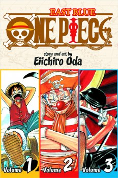 One Piece 3in1 TP VOL 01 (C: 1