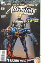 Adventure Comics #5 (Blackest