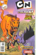 Cartoon Network Action Pack #4
