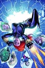 Black Widow & the Marvel Girls #1 (of 4)